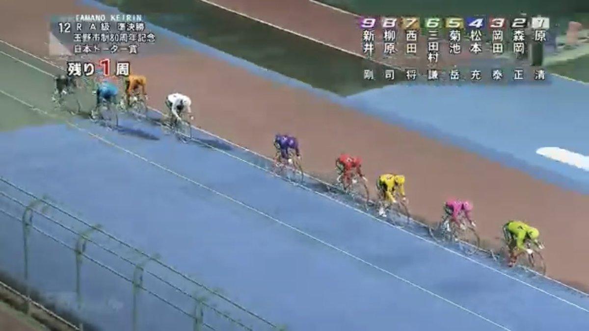 玉野競輪 コース