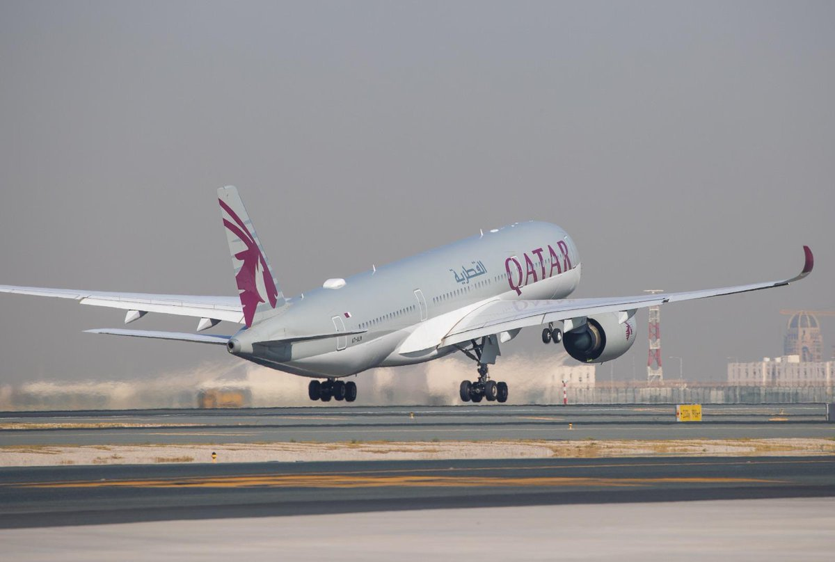 Welcome back to our network #Bangkok, it's great to see you again! We are operating 7 flights a week to the Land of Smiles. #QatarAirways