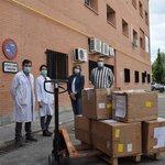 Image for the Tweet beginning: El Hospital Príncipe de Asturias