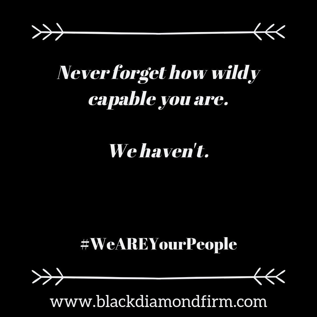 So much is possible.  #BDsportsmgmt #WeAREYourPeople #BlackDiamondPR #NFLFreeAgent #NFL #CFL #IFL #NAL #MLB #NBA https://t.co/6xaED9XQ8R