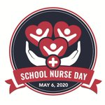 Image for the Tweet beginning: It's National School Nurse Day!!