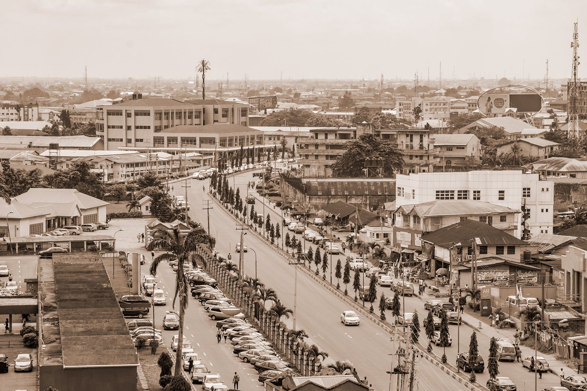 Road benin state sapele city nigeria edo Zartech Ltd