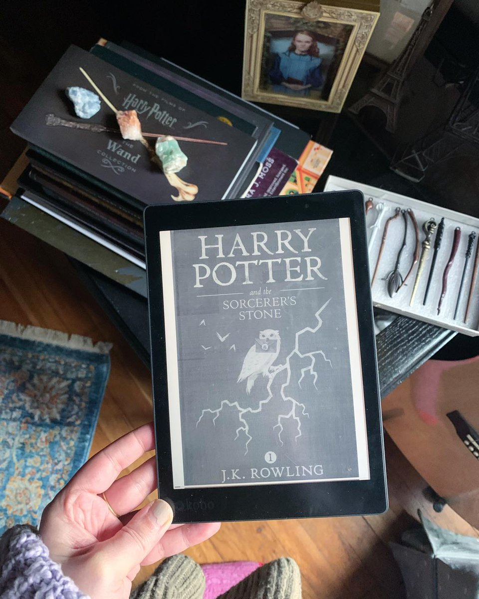 #HarryPotterAtHome has been extended through May 31st!   Unlock the magic and borrow the ebook or audiobook of Harry Potter and the Sorcerer's Stone (US) or Harry Potter and the Philosopher's Stone (UK) with no waitlists or holds from your local library! https://t.co/VShqcs70o1
