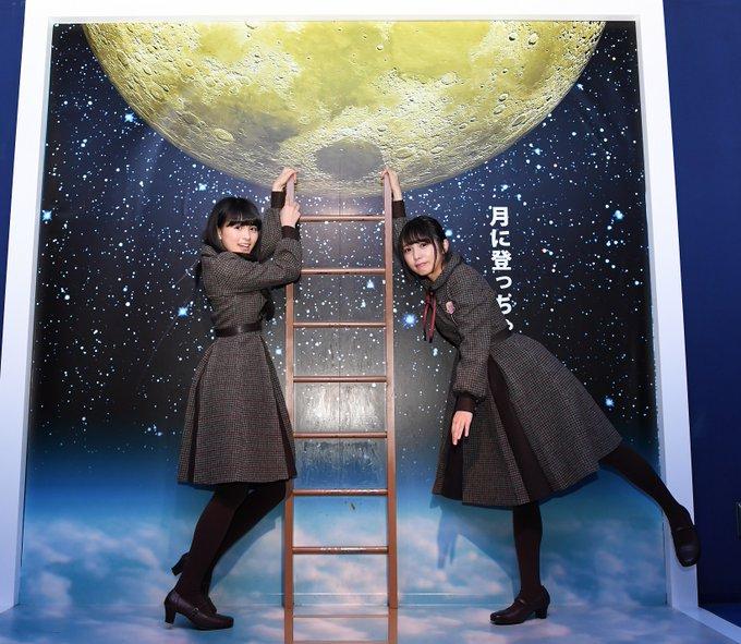 月にのぼる桃与田