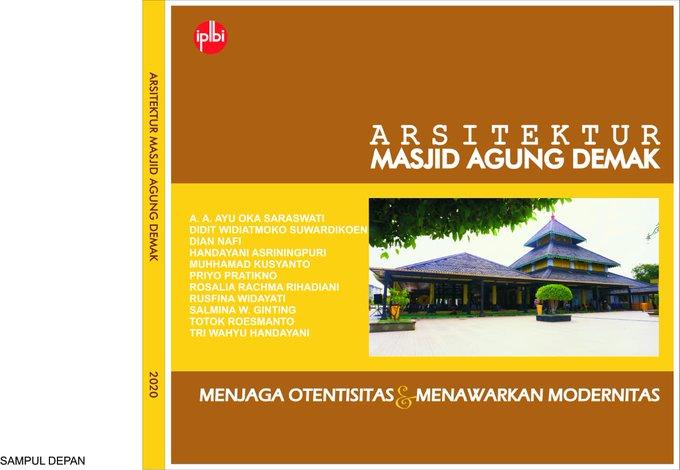 Antologi Arsitektur Masjid Agung Demak