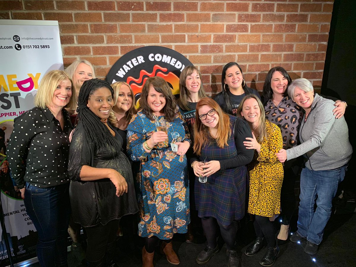 @PMHPUK @eviecanavan @BB576 Thanks so much @eviecanavan We've delivered our FFMums project for 2yrs now enabling us to work with some v.inspiring & funny ladies who've been brave enough to share their #PND stories, both in our drop-in group & stand-up comedy courses, proving laughter is the best medicine!