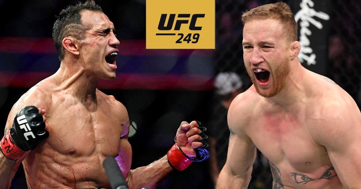 I dont know about anyone else but I'm beyond hyped for this freaking card!!🔥🔥🔥 #ufc249 #mma #ufcfan #ufcfans #ufcworld #ufclife #fightisland #ufc #ufcfightweek  #champshitonly @TonyFergusonXT @Justin_Gaethje @danawhite https://t.co/hMYsxxDlXV
