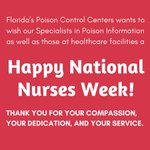 Image for the Tweet beginning: It's #NationalNursesDay! Now, more than