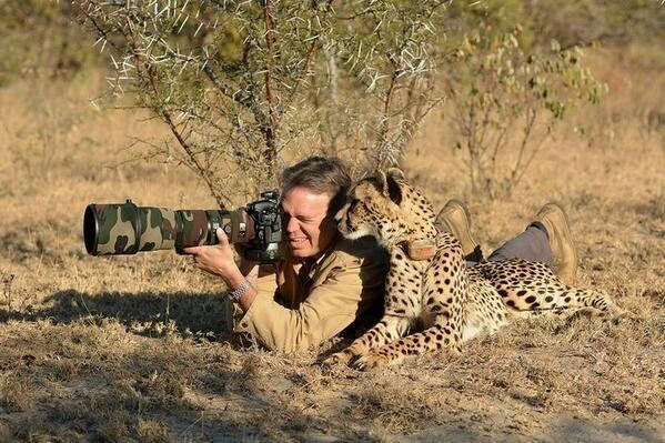 This is how real men shoot animals by Chris du Plessis https://t.co/EPx91Cmdsr