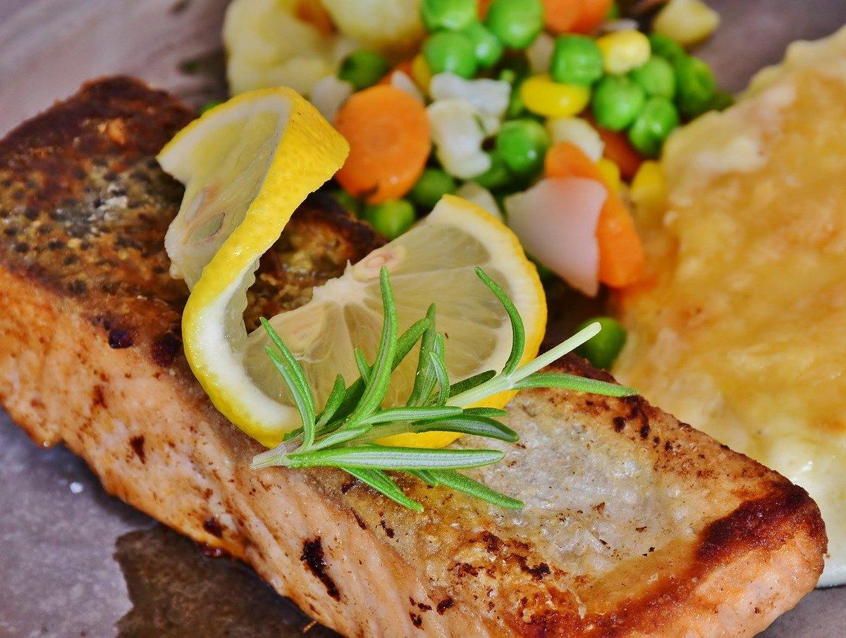 Рыба диета 10