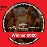 Delighted to announce that @Captify & @SparkFoundryUK won the 'FMCG' category at @TheDrum Digital Advertising Awards today for our work with @JackDanielsUK. Congratulations to all the winners - this year we'll be raising a glass at home! 🥳https://t.co/vu5s7pXhkp #TheDrumAwards
