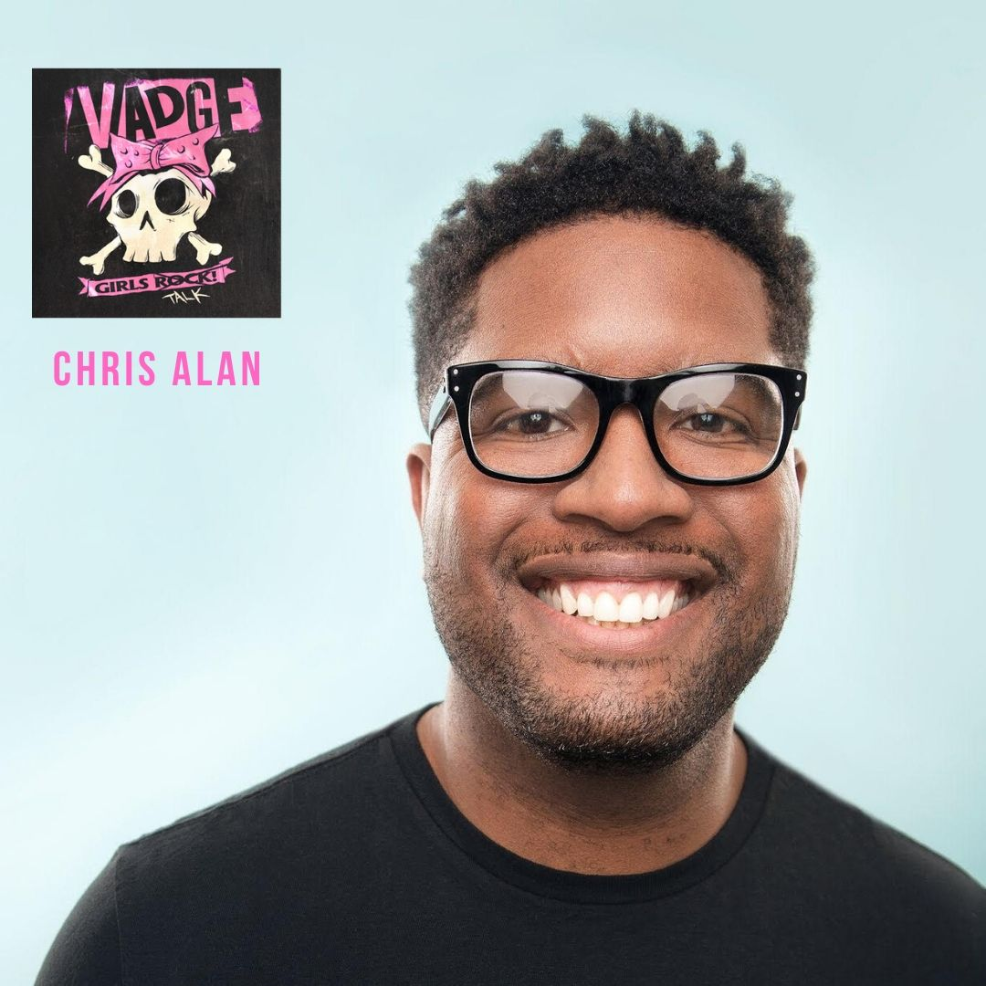 It's @ChrisAlanComedy day on @VadgePodcast checkout the free episode. soundcloud.com/vadge78/episod…