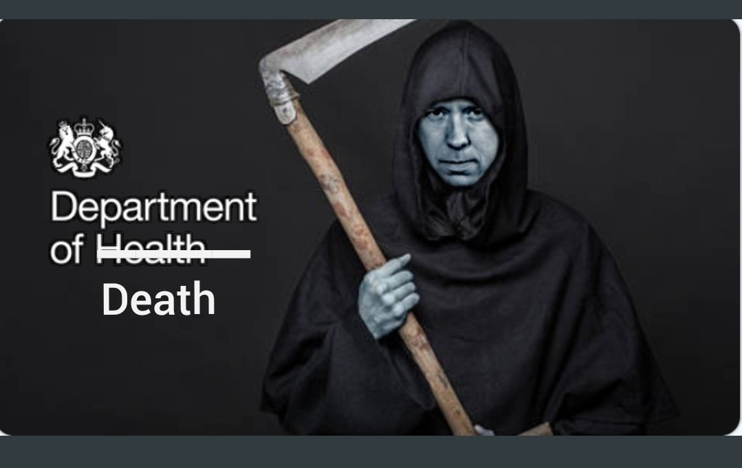 "alan docherty on Twitter: ""The Grim Reaper party are the tories… """