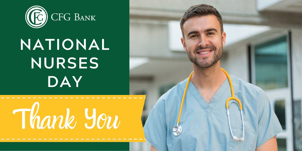 To all the nurses, we thank you for your care, compassion and heart. #NationalNursesDay