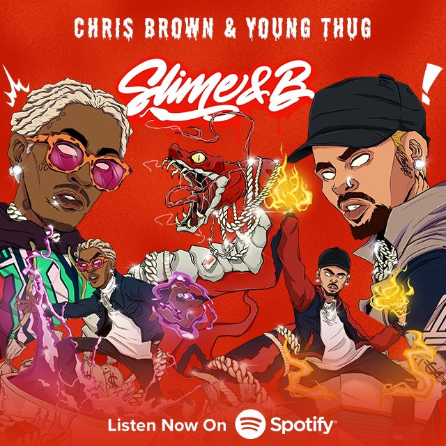SLIME&B @Spotify https://t.co/XWyTheuJMu https://t.co/KQYENgWtfM