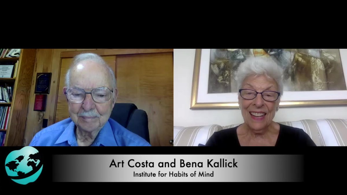 The #EP21 Habits of Mind Institute is a place for educators to learn and engage with one another about the different Habits and strategies. Authors Art Costa and @benakallick share why the Habits can help us all in the current environment. https://t.co/t4vXhaYkUH https://t.co/oSwWyPT228