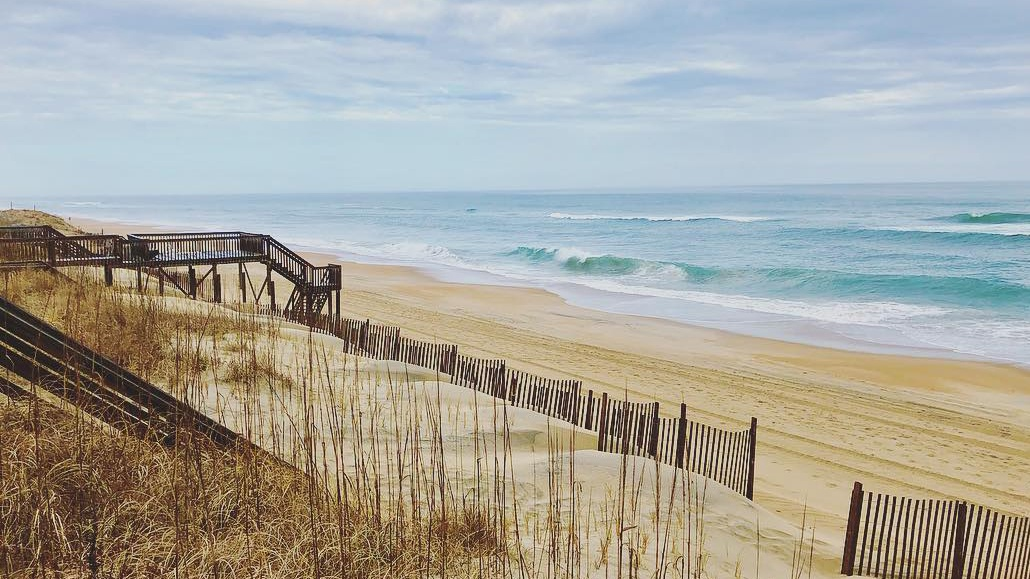Even when you're away, you'll always have the memories. ❤️ if you can remember a great moment you've had on the #OuterBanks. (📷: Joe Lamb Jr. & Associates) https://t.co/xiwRp7UPdT