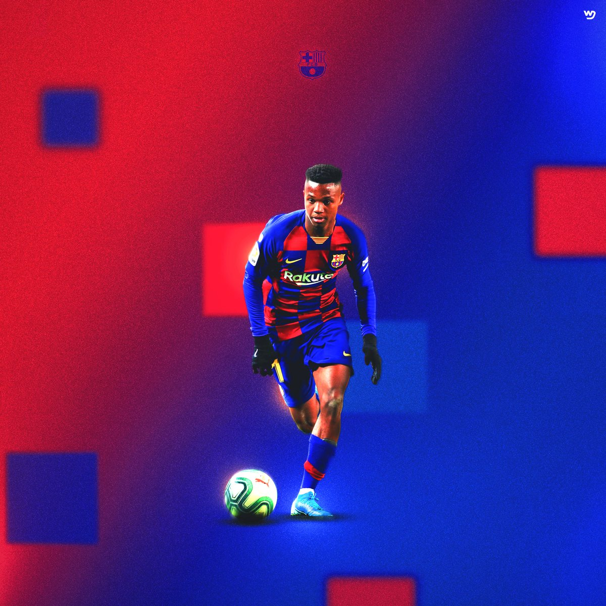 Barca Worldwide On Twitter Next Generation Of Fc Barcelona Edit Walmsdesigns