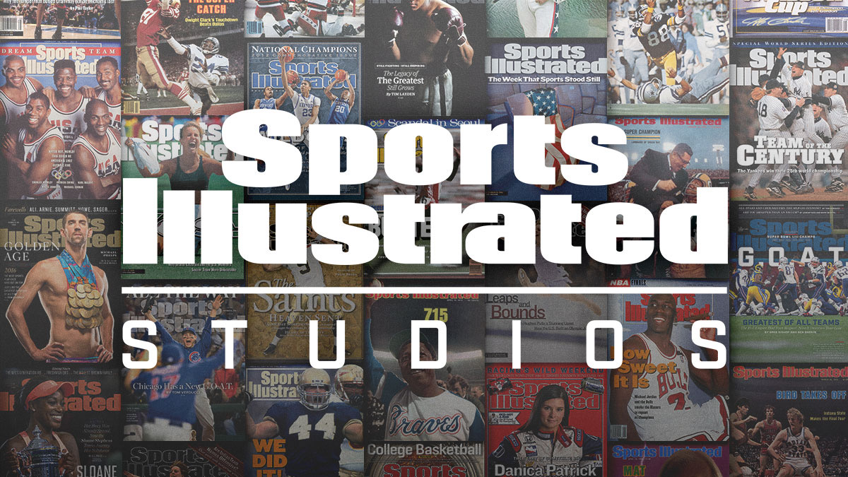 Congrats to my friends at SI! Excited to see the greatest sports stories brought to life on all screens @SIStudios_