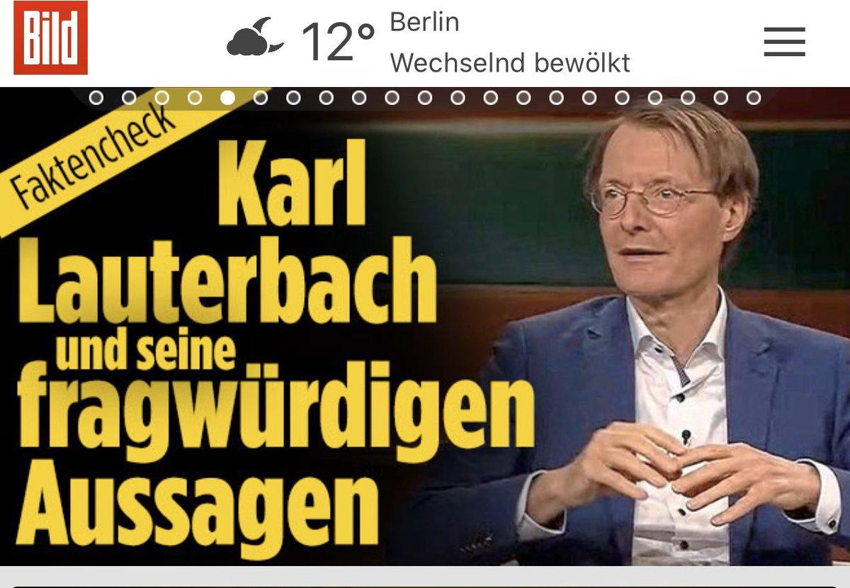 Karl Lauterbach On Twitter Schon Bin Ich Am Abend Selbst Dran