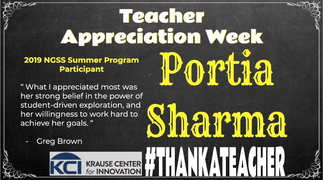 We appreciate you!!
