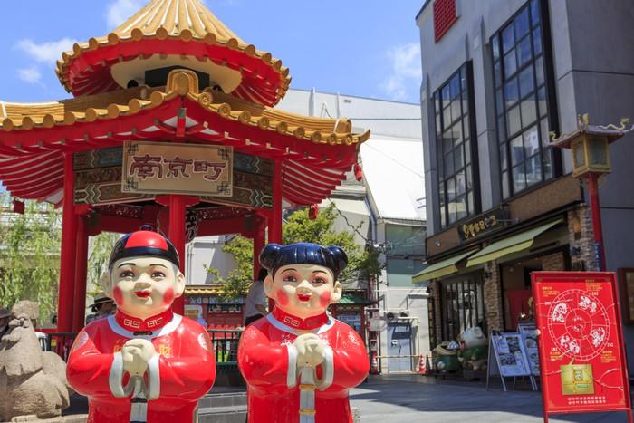 日本 三 大 中華 街