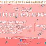 Image for the Tweet beginning: La #UDLAP y @CulturaUDLAP te