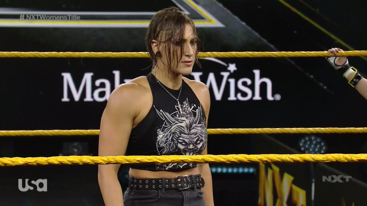 Rhea Ripley Makes WWE NXT Return, Possible New Feud For The NXT Women's Title (Photos, Videos)