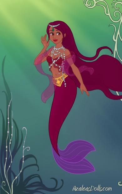 I tried to see how would Nadia look as a mermaid. #TheArcana #CountessNadia #NadiaSatrinava #MerMay #MerMay2020 #Nadiapic.twitter.com/RuaAZ2z6u9