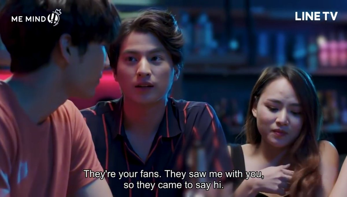 Thank you for depicting fangirls on a refreshing perspective; for not just stereotyping us as a screaming senseless mob of random teenagers.We have NAMES. And we can, in fact, also be sophisticated, grown up, and VERY FINANCIALLY CAPABLE of expressing our admiration.