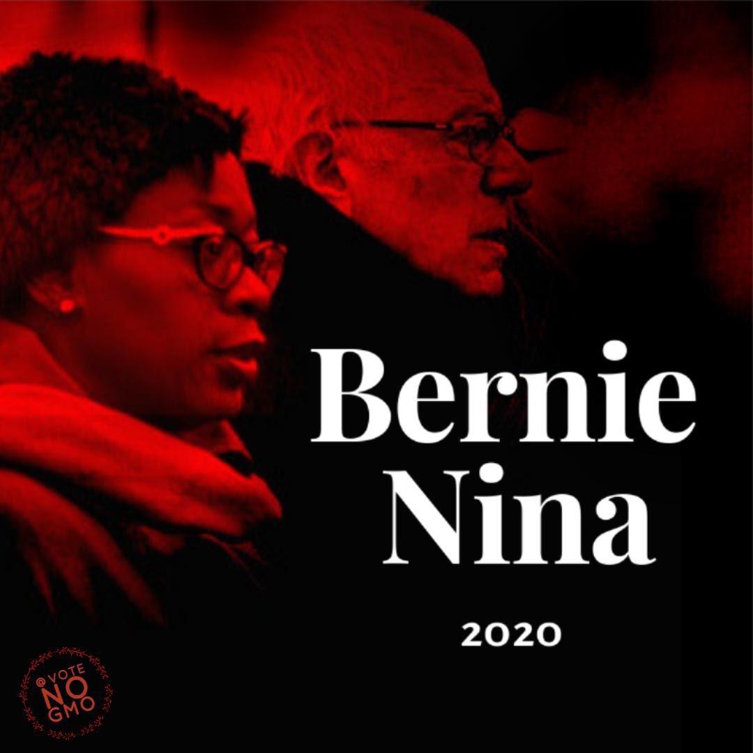 @650Beast @BadJohnBrown @BernieSanders @ninaturner Please. We are literally begging!  #BernNTurn2020  #MedicareForAll♥️