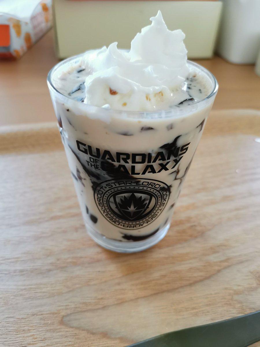コーヒー ゼリー 牛乳