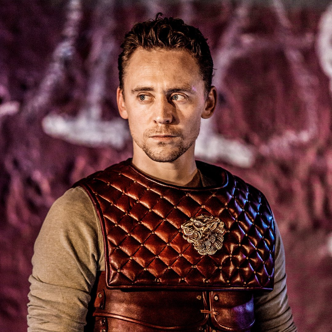 """""""All Joy and Honour!"""" (Act II, Scene ii) CORIOLANUS at home with @twhiddleston, @Markgatiss, @hadleyfraser + more legends.  It's not super-cheery but it has one of the greatest casts I ever directed @DonmarWarehouse.   7pm BST 4th June for 1 week @NationalTheatre YouTube channel"""