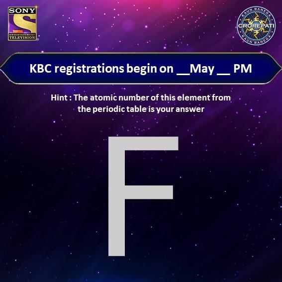 KBC Registation