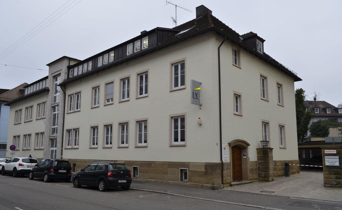 Twitter Media - KOEHLER Real Estate hat zwei Bürohäuser mit wohnwirtschaftlicher Nutzungsgenehmigung in der Heilbronner Innenstadt erworben. Die zwei Objekte verfügen über insgesamt 2.231 m², 2 Garagenplätze sowie 12 Außenstellplätze und sind zurzeit langfristig an Ernst & Young vermietet. https://t.co/hZD7U5S2j5