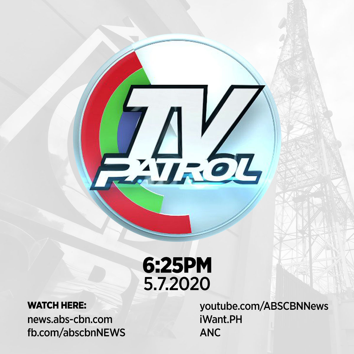 May magbabalik. Abangan mamaya.   #TVPatrol https://t.co/EriD1tPdcd