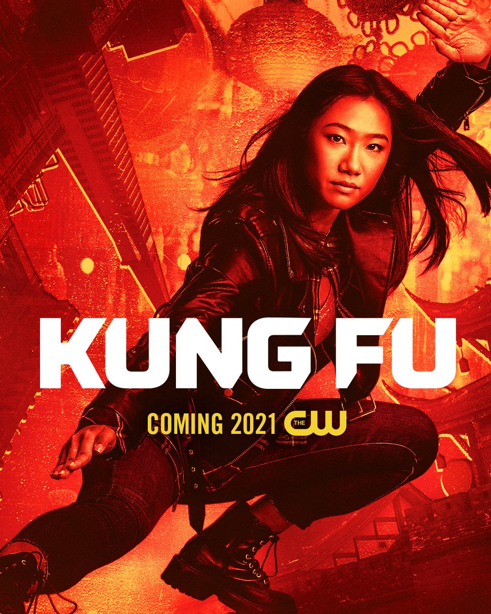 #CWKungFu is coming 2021 to The CW!