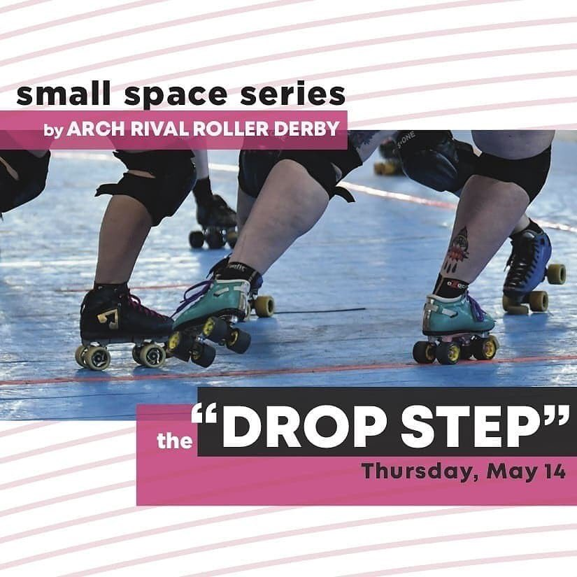 """ItWelcome to the launch of Arch Rival #smallspaceseries, where our Arch Rival skaters teach you new skills!! """"Just because you can't go anywhere doesn't mean your feet can't move!"""" #derbytwitter #archrival https://t.co/jhLryMKyIq"""
