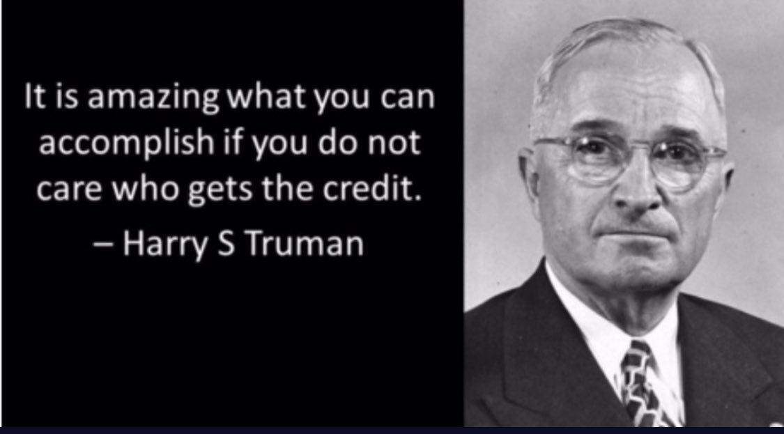 "Naftali Kaminski on Twitter: ""And of course to those who wonder about the  hashtag #TrumanWasRight - it has to do with this quote from Harry S. Truman  #POTUS33 ""It is amazing what"