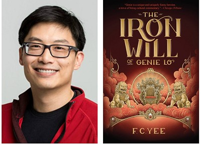 test Twitter Media - Author F.C. Yee joins our Virtual Book Tour to talk about his latest and final release in the Genie Lo Series, The Iron Will of Genie Lo. Visit our blog to hear what inspired the author to write a novel about a journey to self-empowerment and much more! https://t.co/Bc9C1cDCG4 https://t.co/uwUKVWVXEf