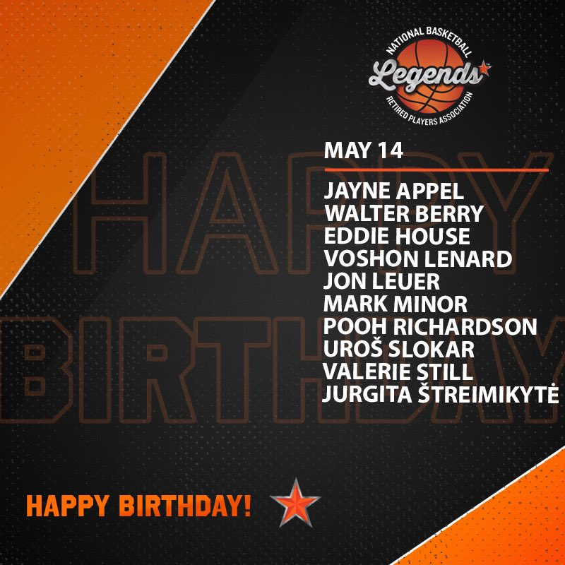 Wishing a HAPPY BIRTHDAY to these Legends 🎉   #LegendsofBasketball #NBABDAY #WNBABDAY https://t.co/XbJMVhyMB3