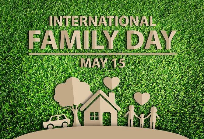 International Day of the Family - 15 May