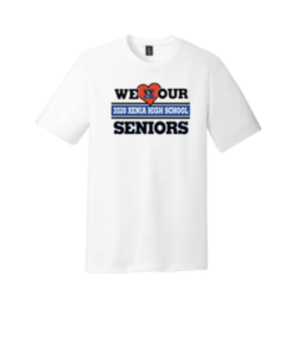 Buy Local! @TSC_Xenia has been such a great partner for the Xenia Athletic Dept! Here is the link below to purchase Senior 2020 t-shirts! @XeniaSchools xeniaseniors.itemorder.com/sale #TrophySportsCenter