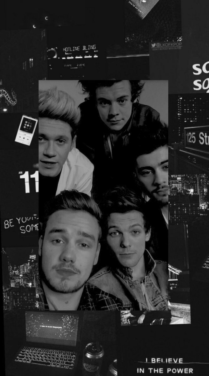 Featured image of post Aesthetic One Direction Black And White 23 results for one direction black and white