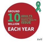 Image for the Tweet beginning: This week is #MentalHealthAwarenessWeek, a