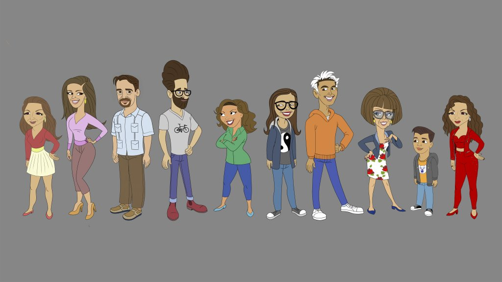 Surprise! The familia is getting bigger for the #ODAAT animated special with guests @Lin_Manuel, @GloriaEstefan and @melissafumero, coming June 16th! https://t.co/TVXRRT5Iny https://t.co/eUb5xdPDMC