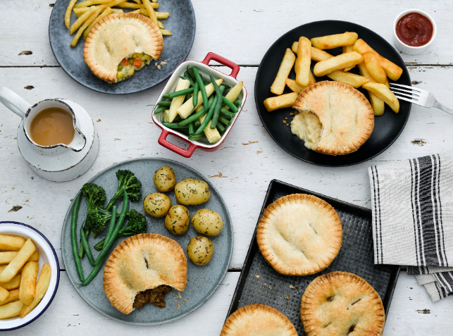 Veggies and vegans! You have just one week left to tell us why you deserve a spot on our Pie Panel as a Meat Free Taster! Email 250 words to piepanel@hollandspies.co.uk T&Cs here: bit.ly/3btknyt