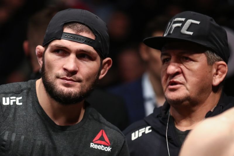 Sending every positive vibe to Khabib and his Father. The man is a legend. I will keep praying for a speedy recovery. https://t.co/W5wpnmBwx2
