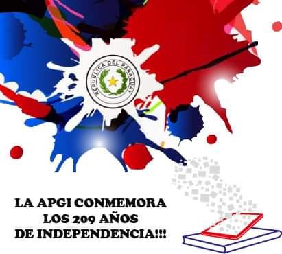 𝐿𝒶 𝑅𝑒𝓅ú𝒷𝓁𝒾𝒸𝒶 𝒹𝑒𝓁 𝒫𝒶𝓇𝒶𝑔𝓊𝒶𝓎 𝑒𝓃 𝑒𝓁 𝑅í𝑜 𝒹𝑒 𝓁𝒶 𝒫𝓁𝒶𝓉𝒶 𝑒𝓈 𝓅𝒶𝓇𝒶 𝓈𝒾𝑒𝓂𝓅𝓇𝑒 𝒹𝑒 𝒽𝑒𝒸𝒽𝑜 𝓎 𝒹𝑒 𝒹𝑒𝓇𝑒𝒸𝒽𝑜 𝓊𝓃𝒶 𝓃𝒶𝒸𝒾ó𝓃 𝓁𝒾𝒷𝓇𝑒 𝑒 𝒾𝓃𝒹𝑒𝓅𝑒𝓃𝒹𝒾𝑒𝓃𝓉𝑒 𝒹𝑒 𝓉𝑜𝒹𝑜 𝓅𝑜𝒹𝑒𝓇 𝑒𝓍𝓉𝓇𝒶ñ𝑜.-Acta de Independencia-1812. https://t.co/1Rs3CrAIRW