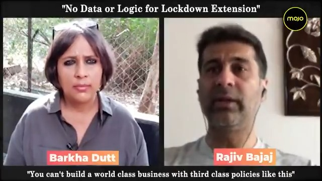 20 Lakh crores sounds good. But even those who know these things, no one I know has said WOW, says Industrialist Rajiv Bajaj. Seedha Sadha Economics I understand. This seems like a Ghoom-Phir Ka Stimulus. Maybe its just my ignorance.- More previews from @themojo_in